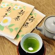 【鹿児島新茶】80gさえみどり