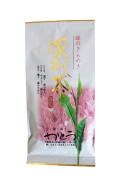 深むし茶 緑のきらめき(桃色)2