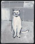 原画作品:white cat[松下カツミ/20210116]