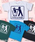 【猫柄】カツミアート(松下カツミ)T-シャツ:捨て猫