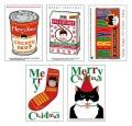 猫柄クリスマスカード-3