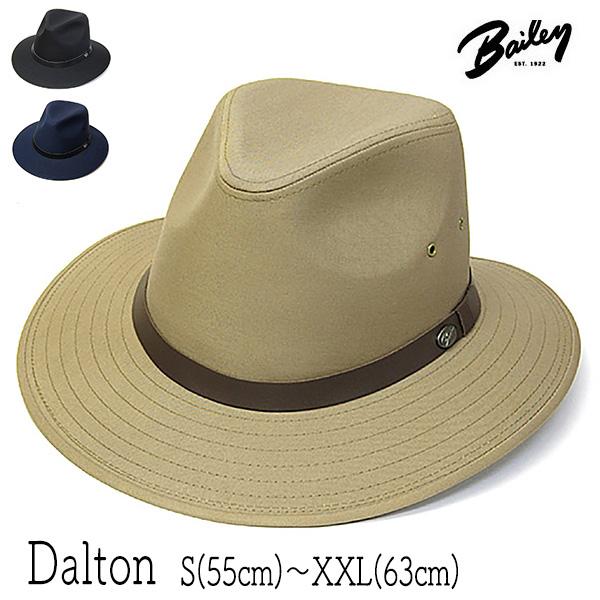 """アメリカ""""Bailey(ベイリー)つば広マニッシュハットDALTON"""