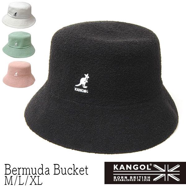 """KANGOL(カンゴール)"" バミューダバケットハット BERMUDA BUCKET"