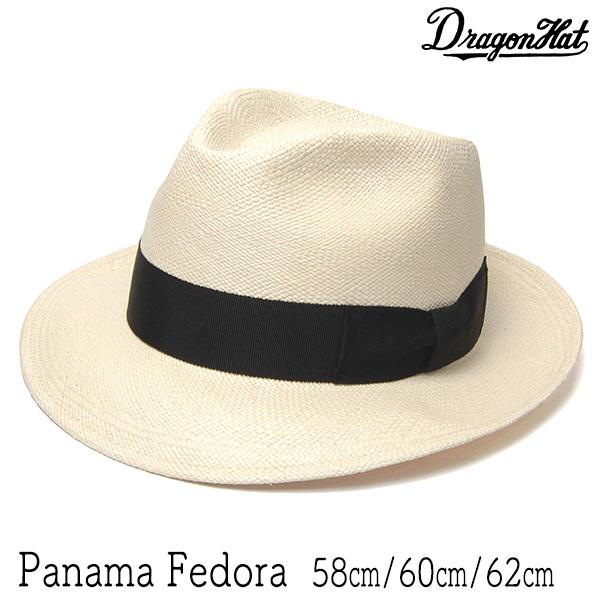 DRAGON HAT(ドラゴンハット)パナマ中折れ帽