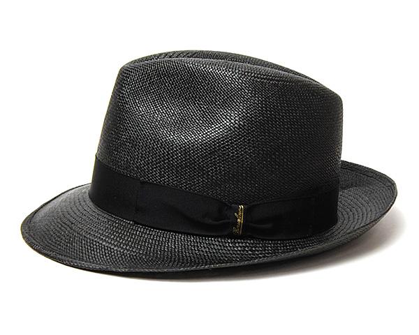 Borsalino(ボルサリーノ)パナマ中折れ帽 panama ハット 140228