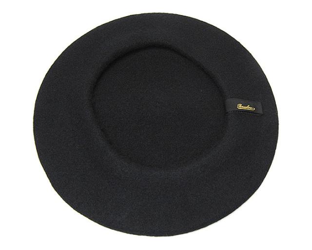 Borsalino ボルサリーノ ウールフエルトベレー帽 B80002
