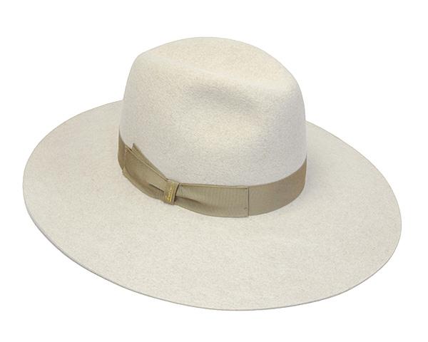 Borsalinoつば広フェルト中折れ帽(213026)