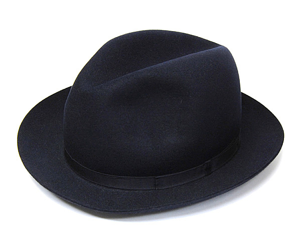 Borsalino(ボルサリーノ)ファーフエルト中折れ帽