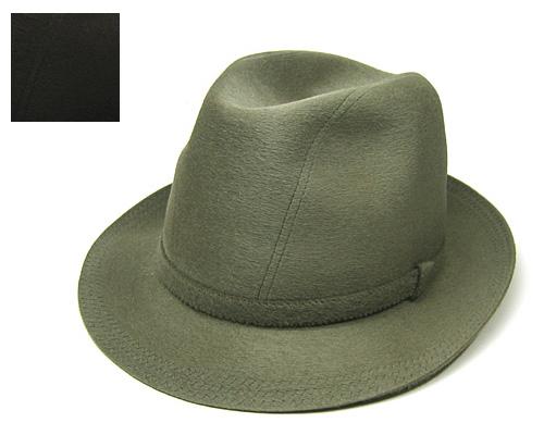 """イタリア製""""Borsalino(ボルサリーノ)""""ファーフエルト ソフト帽(ガゼーラ)[大きいサイズの帽子アリ] 【コンビニ受取対応】 (kaw-borf-114534)"""