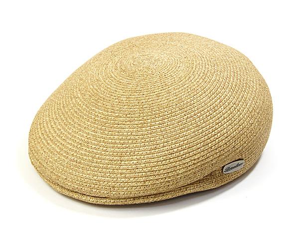 """イタリア製""""Borsalino(ボルサリーノ)""""ペーパーブレードハンチング[大きいサイズの帽子アリ] 【コンビニ受取対応】 (kaw-borh-140329)"""
