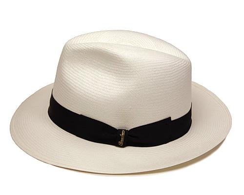 イタリアBorsalino(ボルサリーノ)パナマ中折れ帽140338