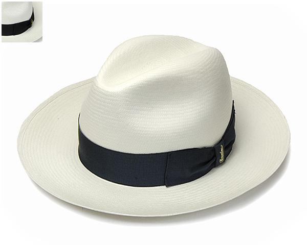 Borsalino(ボルサリーノ)パナマ中折れ帽(140340)