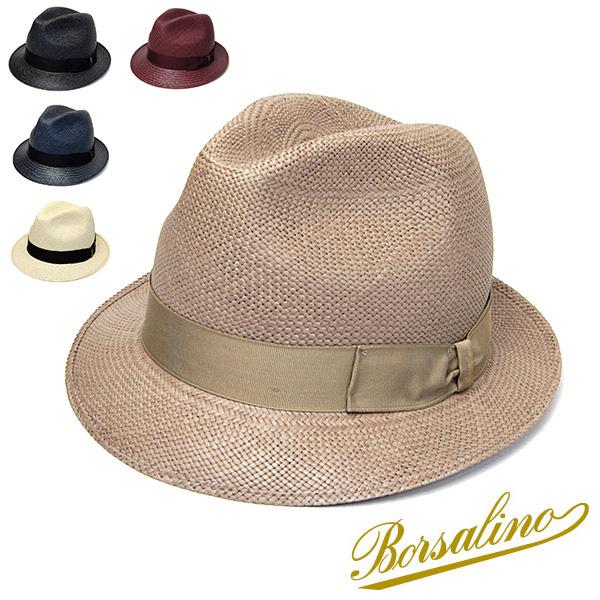 Borsalinoボルサリーノパナマ中折れ帽(141089)