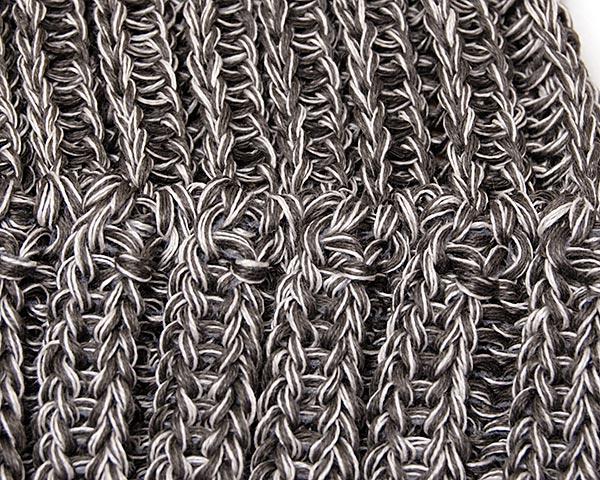 cableami(ケーブルアミ)プレオーガニックコットンニットキャップ