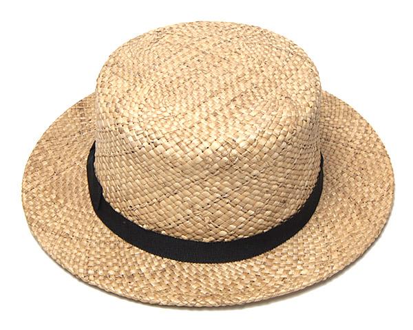 cableami(ケーブルアミ)ストローカンカン帽