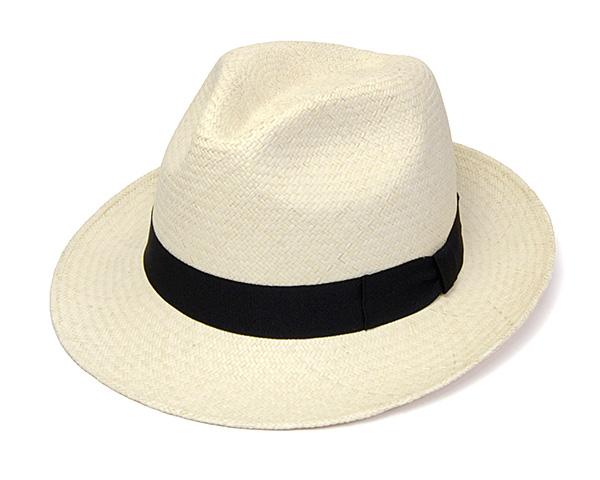 Dorfzaunパナマ中折れ帽