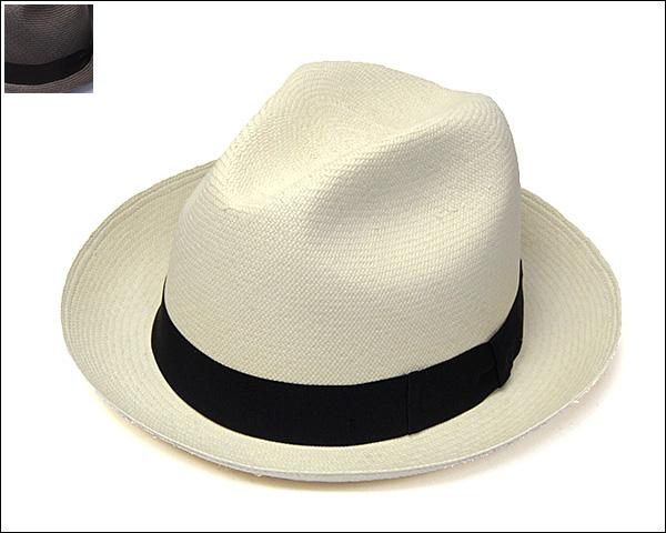 Dorfzaunパナマ中折れ帽子