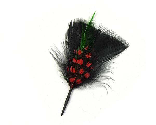 帽子用羽根飾り