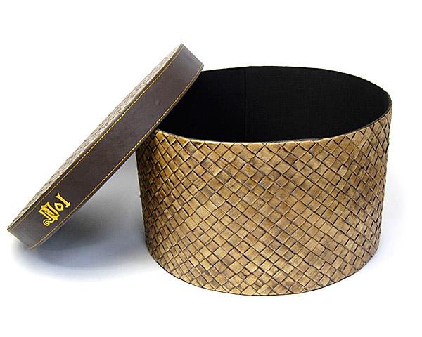 NOL帽子用丸箱(ハットボックス)