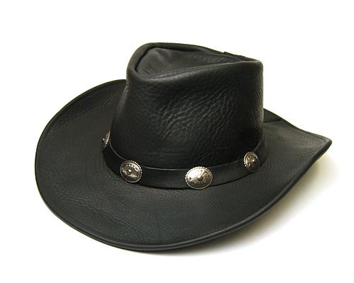 """【セール3】アメリカ""""HENSCHEL(ヘンシェル)""""レザーテンガロンハット<レイジングブル>[大きいサイズの帽子アリ][小さいサイズあり] (kaw-hen-1111)"""