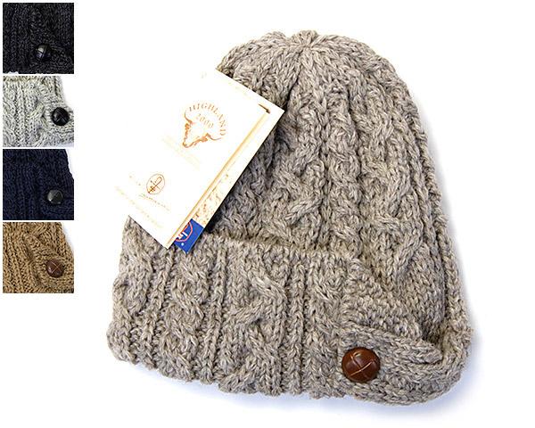 HIGHLAND2000ニット帽