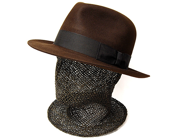 Lock&Co Hatters(Jameslock)ファーフエルト中折れ帽(CHELSEA)