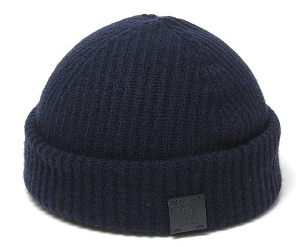 Johnstons of Elgin(ジョンストンズ)ウールカシミアニット帽
