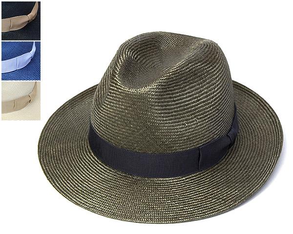 中央帽子シゾール中折れ帽