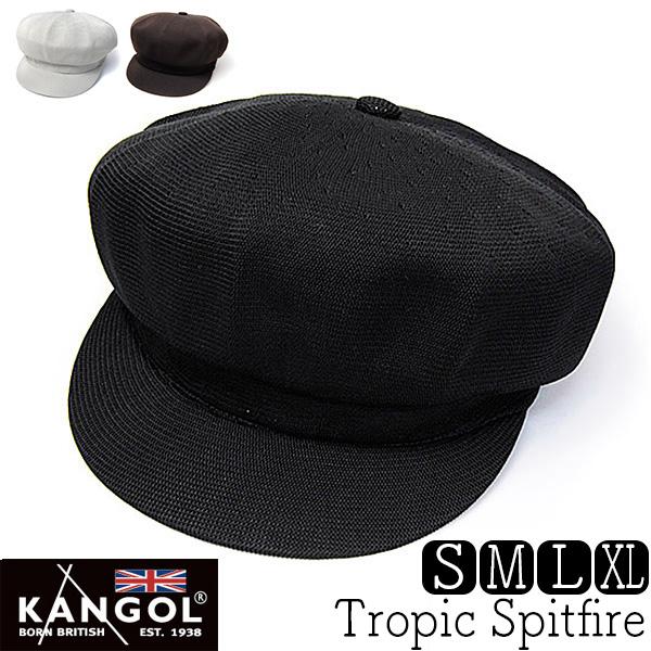 """KANGOL(カンゴール)"" トロピックキャスケット TROPIC SPITFIRE"