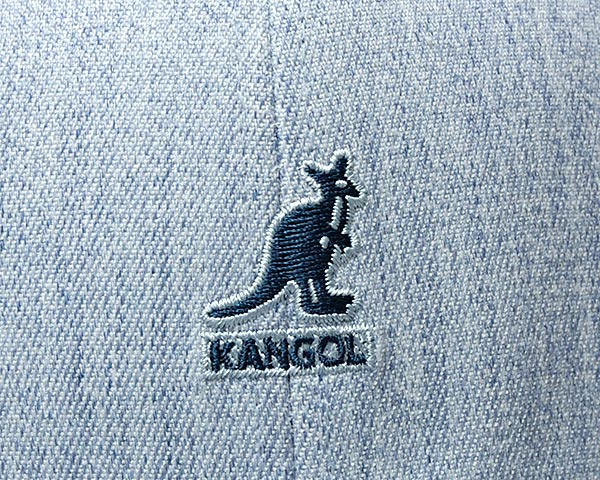 """KANGOL(カンゴール)""ストレッチツイルベースボールキャップ[Wool Flexfit Baseball]"