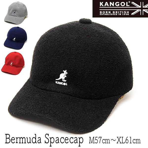 """KANGOL(カンゴール)""""バミューダスペースキャップ[BERMUDA SPACECAP]"""