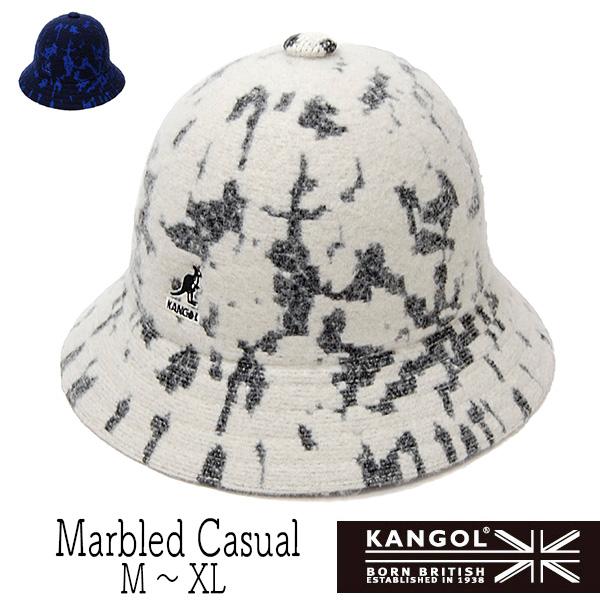 KANGOL(カンゴール)マーブルドカジュアル
