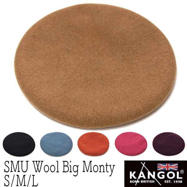 KANGOL(カンゴール)ウールモンティベレーSMU WOOL BIG MONTY