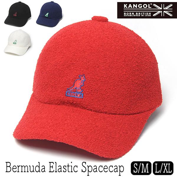 KANGOL(カンゴール)バミューダキャップBERMUDA ELASTIC SPACECAP