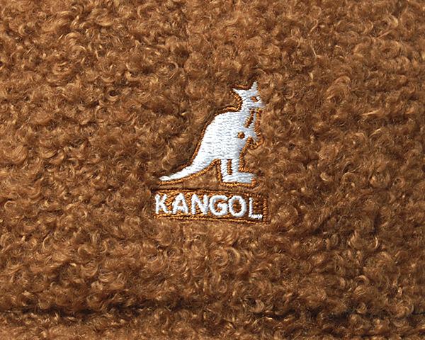 KANGOL(カンゴール)ボアキャップSHEEP FUR BASEBALL