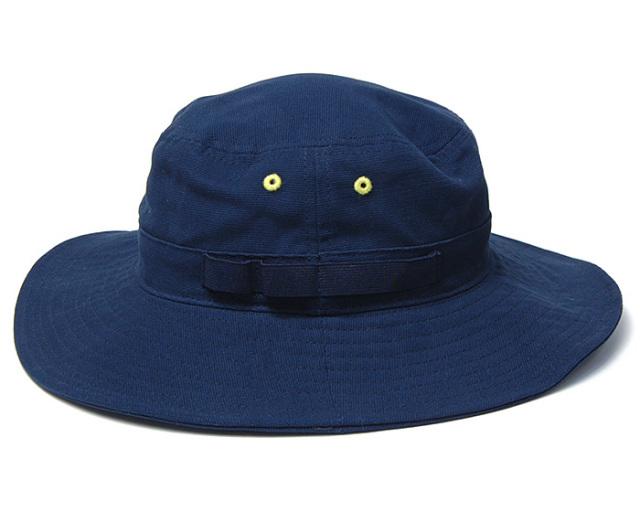 KANGOL カンゴール コットン青ベンチャーハット UTILITY CORD JUNGLE HAT