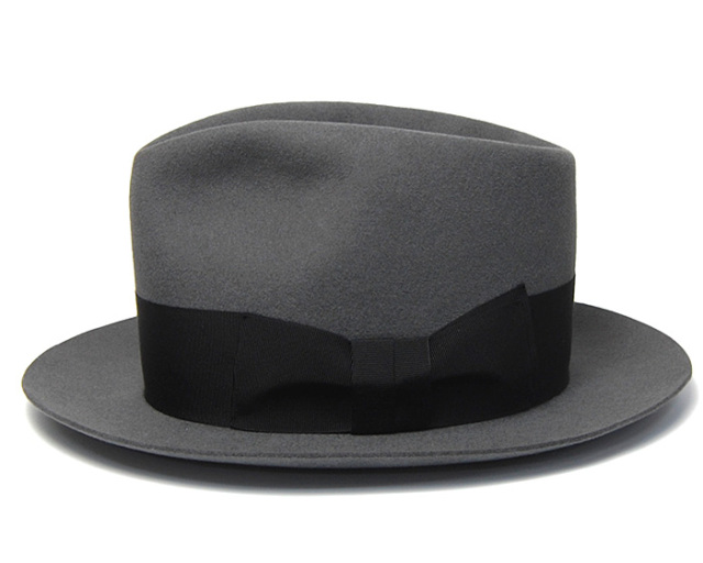 DRAGON HAT(ドラゴンハット)ファーフエルト中折れ帽ビンテージソフト帽