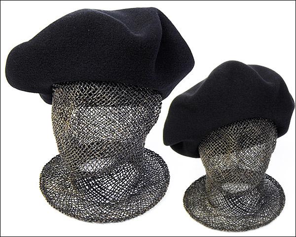 フランスLAULHERE(ローレール)ウールフエルトバスクベレー帽(ALPIN)