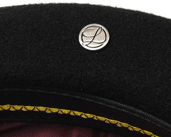 """フランス""""LAULHERE(ローレール)""""バスクベレー(CAMPAN)ベレー帽"""