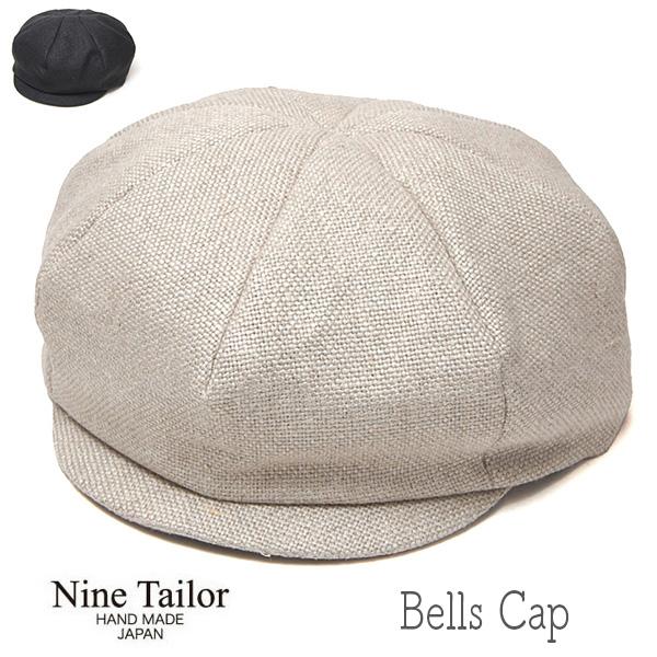 """""""NINE TAILOR(ナインテイラー)"""" マリンキャップ Blet Cap"""
