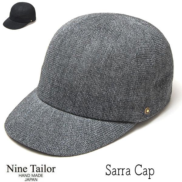 """""""NINE TAILOR(ナインテイラー)"""" サーモキャップ Sarra Cap"""