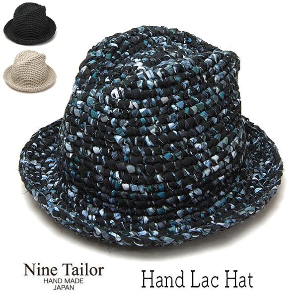 NINE TAILOR(ナインテイラー)ハンドニットハット HAND LAC HAT N-434