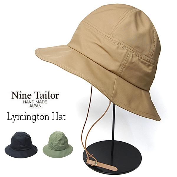 NINE TAILOR(ナインテイラー) メトロハット Lymington Hat
