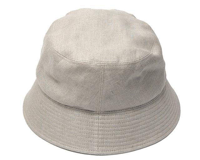 """""""NINE TAILOR(ナインテイラー)"""" リネンバケットハット Oleander Hat?"""
