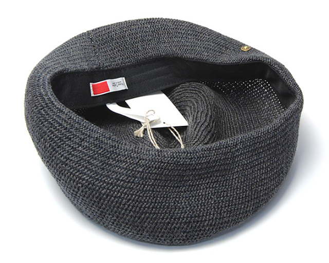 NINE TAILOR(ナインテイラー)ニットベレー帽 OAK BERET