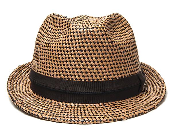 """NOL(ノル)"" ストロー中折れ帽 Panmix W Hat?"