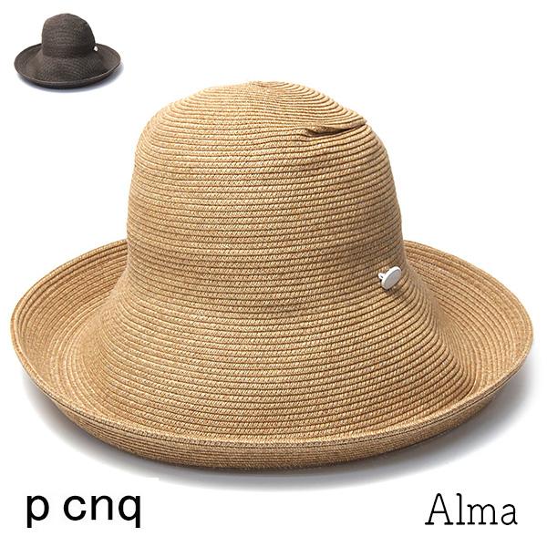 """""""p cnq(パークニック)"""" ペーパーブレードハット alma"""