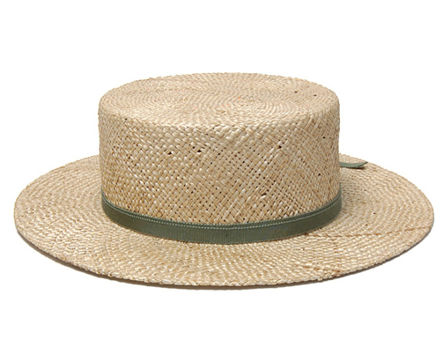 PCNQ(パークニック)ストローカンカン帽 BAO