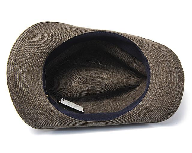 PCNQ(パークニック)ペーパーブレード中折れ帽LOUIS