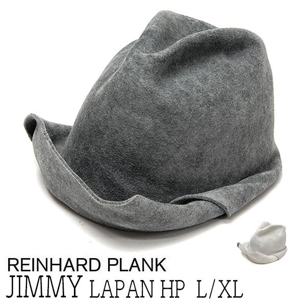 """イタリア""""REINHARD PLANK(レナード プランク)""""ファーフエルトキャップ (JIMMY LAPAN HP)"""